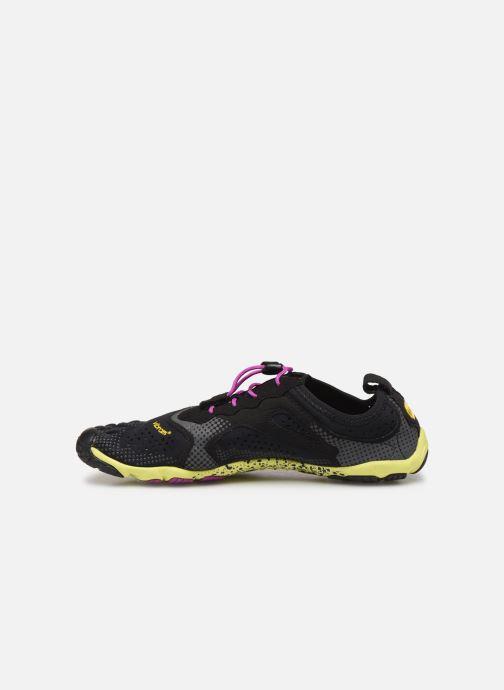 Chaussures de sport Vibram FiveFingers V-Run W Noir vue face