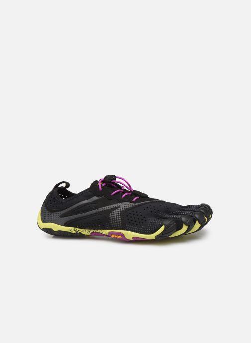 Chaussures de sport Vibram FiveFingers V-Run W Noir vue derrière