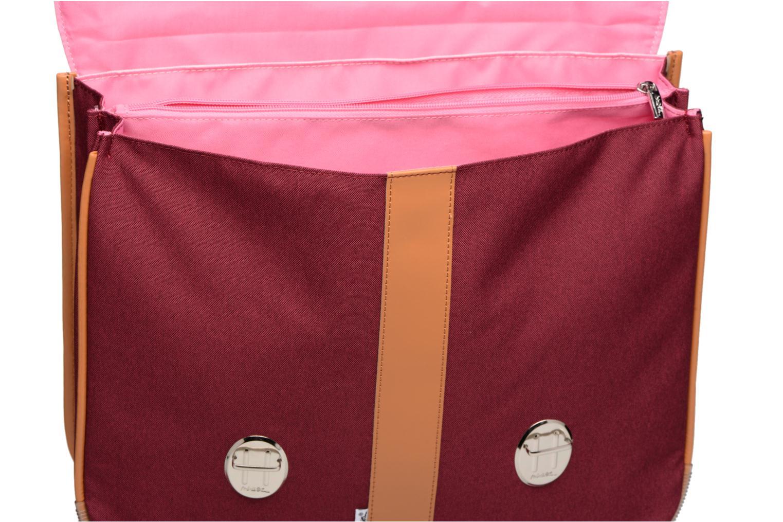 Scolaire MiniSéri Cartable 41cm Rose vue derrière