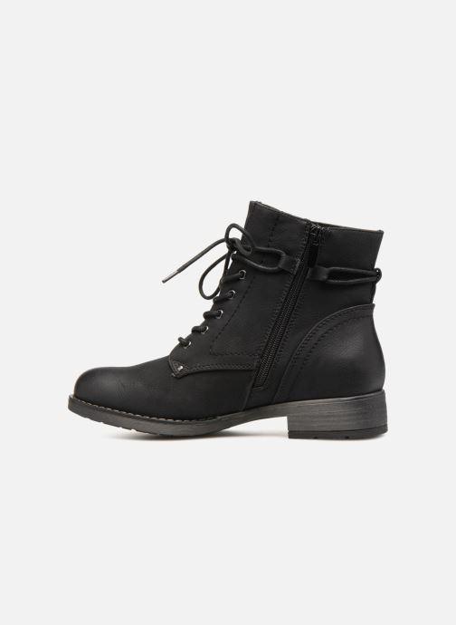 Bottines et boots I Love Shoes SUBLEAU Noir vue face
