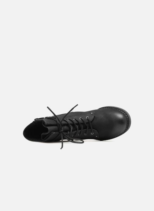 Bottines et boots I Love Shoes SUBLEAU Noir vue gauche