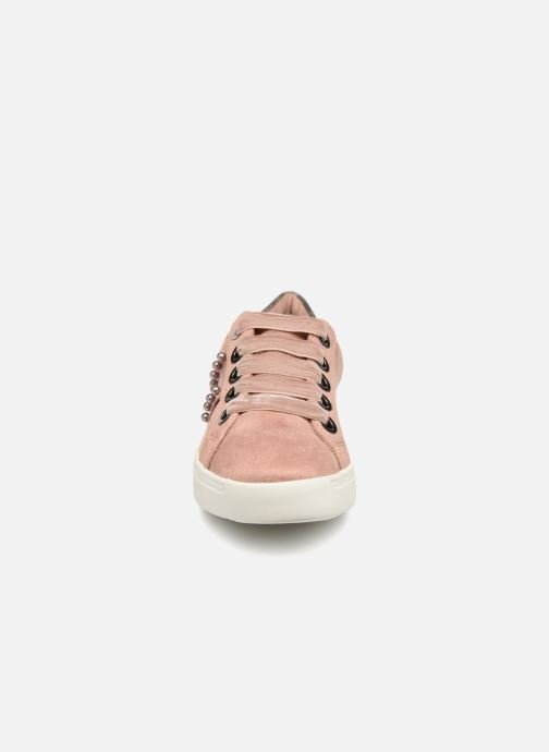Deportivas I Love Shoes Serina Rosa vista del modelo