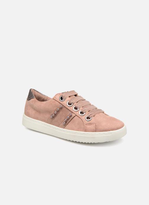 Baskets I Love Shoes Serina Rose vue détail/paire