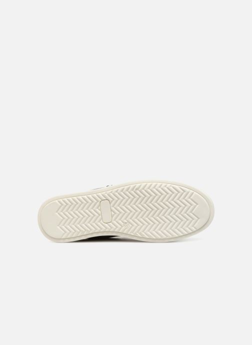 Baskets I Love Shoes Serina Gris vue haut