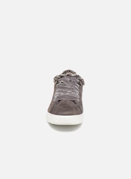Baskets I Love Shoes Selinia Gris vue portées chaussures