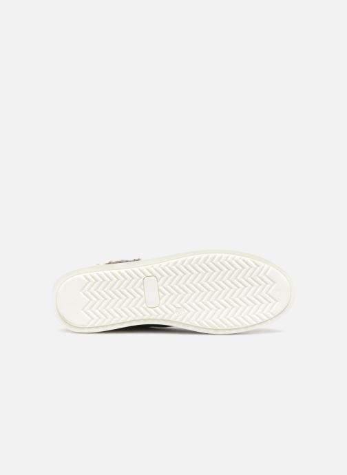 Baskets I Love Shoes Selinia Gris vue haut