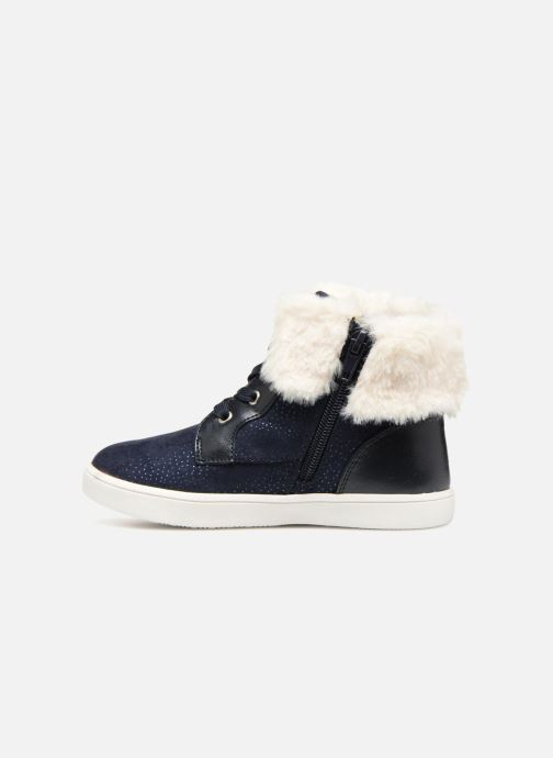 Sneakers I Love Shoes FILOFUR Blauw voorkant