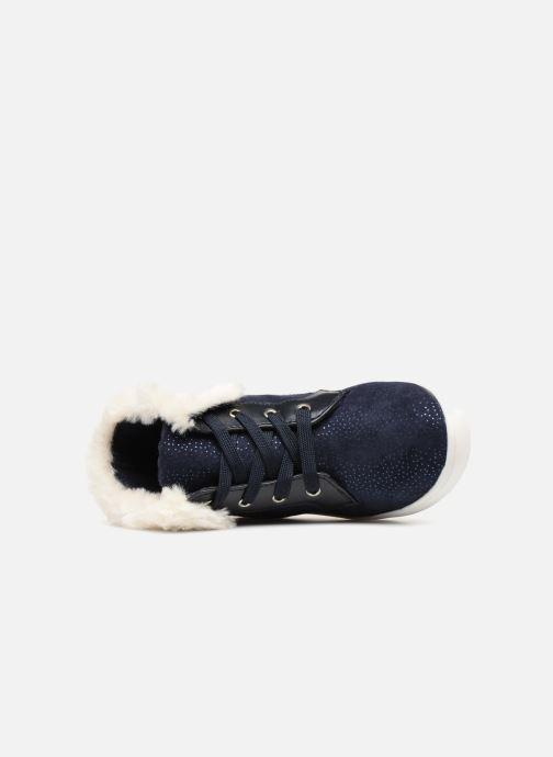 Sneakers I Love Shoes FILOFUR Azzurro immagine sinistra