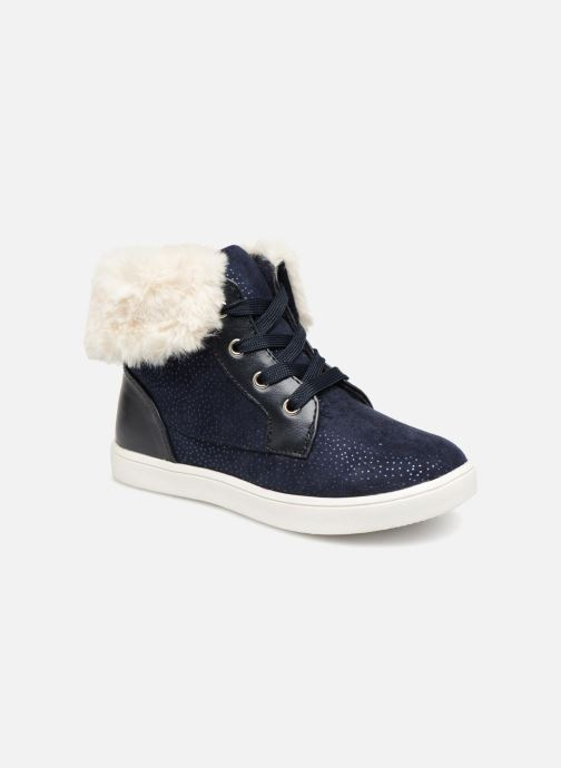 Trainers I Love Shoes FILOFUR Blue detailed view/ Pair view