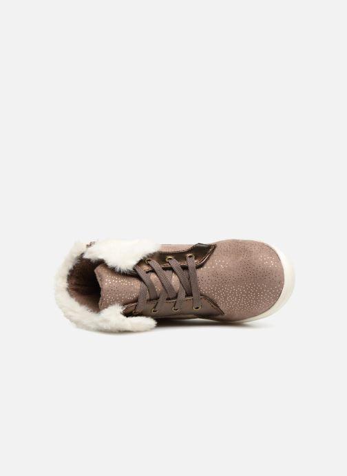 Baskets I Love Shoes FILOFUR Beige vue gauche