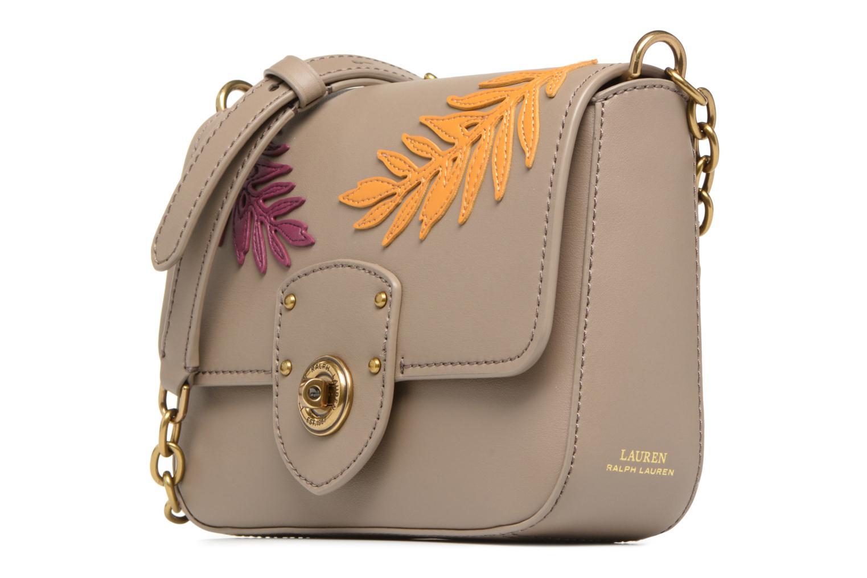 Handtaschen Lauren by Ralph Lauren Millebrook Chain xbody S beige schuhe getragen