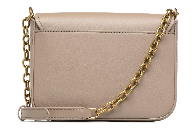 Handtaschen Lauren by Ralph Lauren Millebrook Chain xbody S beige ansicht von vorne