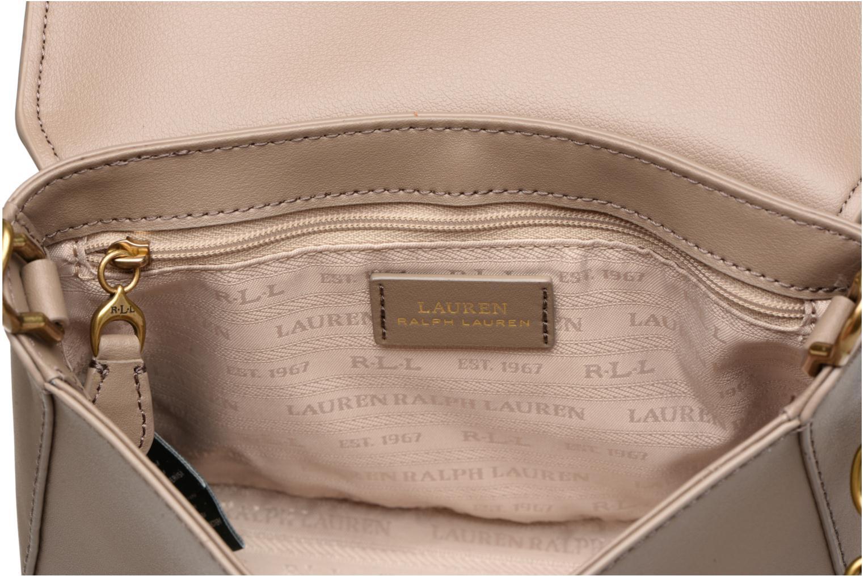 Handtaschen Lauren by Ralph Lauren Millebrook Chain xbody S beige ansicht von hinten