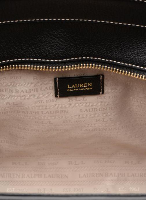 Handtaschen Lauren Ralph Lauren Millebrook Satchel M schwarz ansicht von hinten