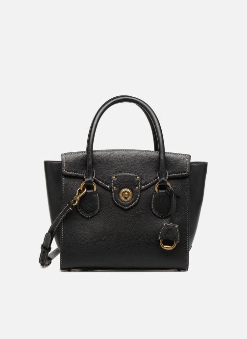 Handtaschen Lauren Ralph Lauren Millebrook Satchel M schwarz detaillierte ansicht/modell