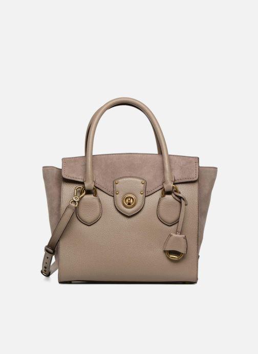 Handtaschen Lauren Ralph Lauren Millebrook Satchel M beige detaillierte ansicht/modell