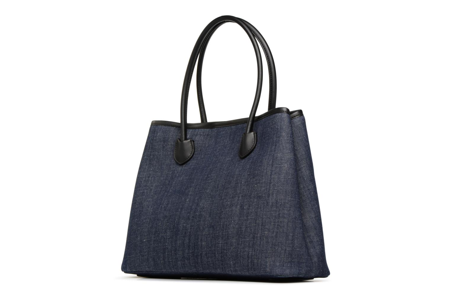 Market by Lauren Tote Millebrook L Ralph Denim Lauren qqaIr