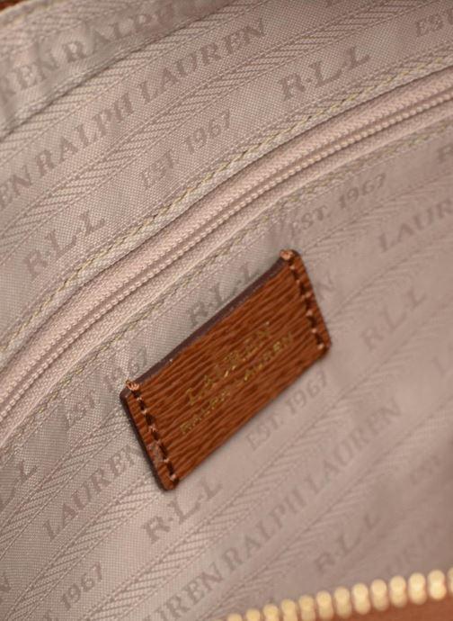 Sacs à main Lauren Ralph Lauren Benington Camera Bag M Marron vue derrière