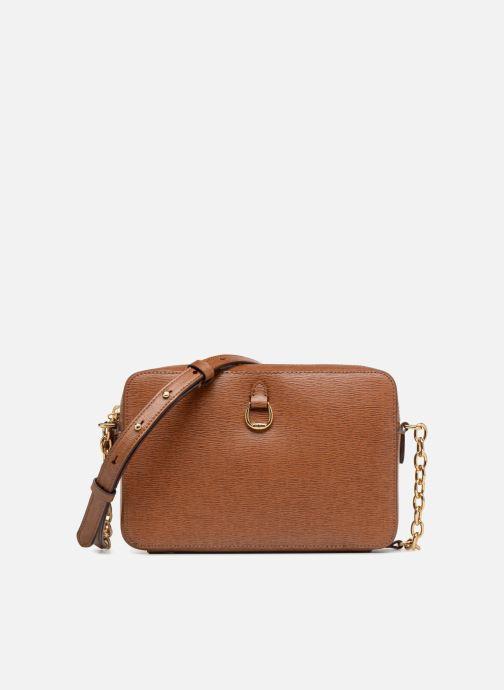 Sacs à main Lauren Ralph Lauren Benington Camera Bag M Marron vue détail/paire