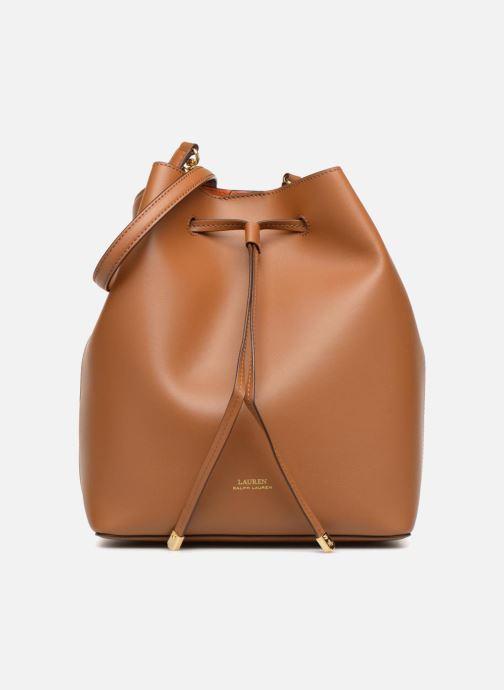 Handtaschen Lauren Ralph Lauren Dryden Debby Drawsting M braun detaillierte ansicht/modell