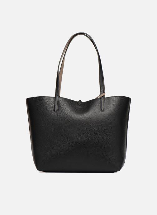 Handtassen Lauren Ralph Lauren Merrimack Reversible Tote Zwart voorkant