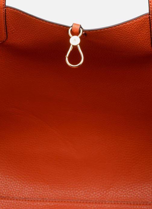 Handtassen Lauren Ralph Lauren Merrimack Reversible Tote Goud en brons achterkant