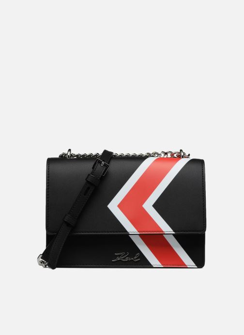 a687cc8413 Sacs à main KARL LAGERFELD K/STRIPES SHOULDER BAG Noir vue détail/paire