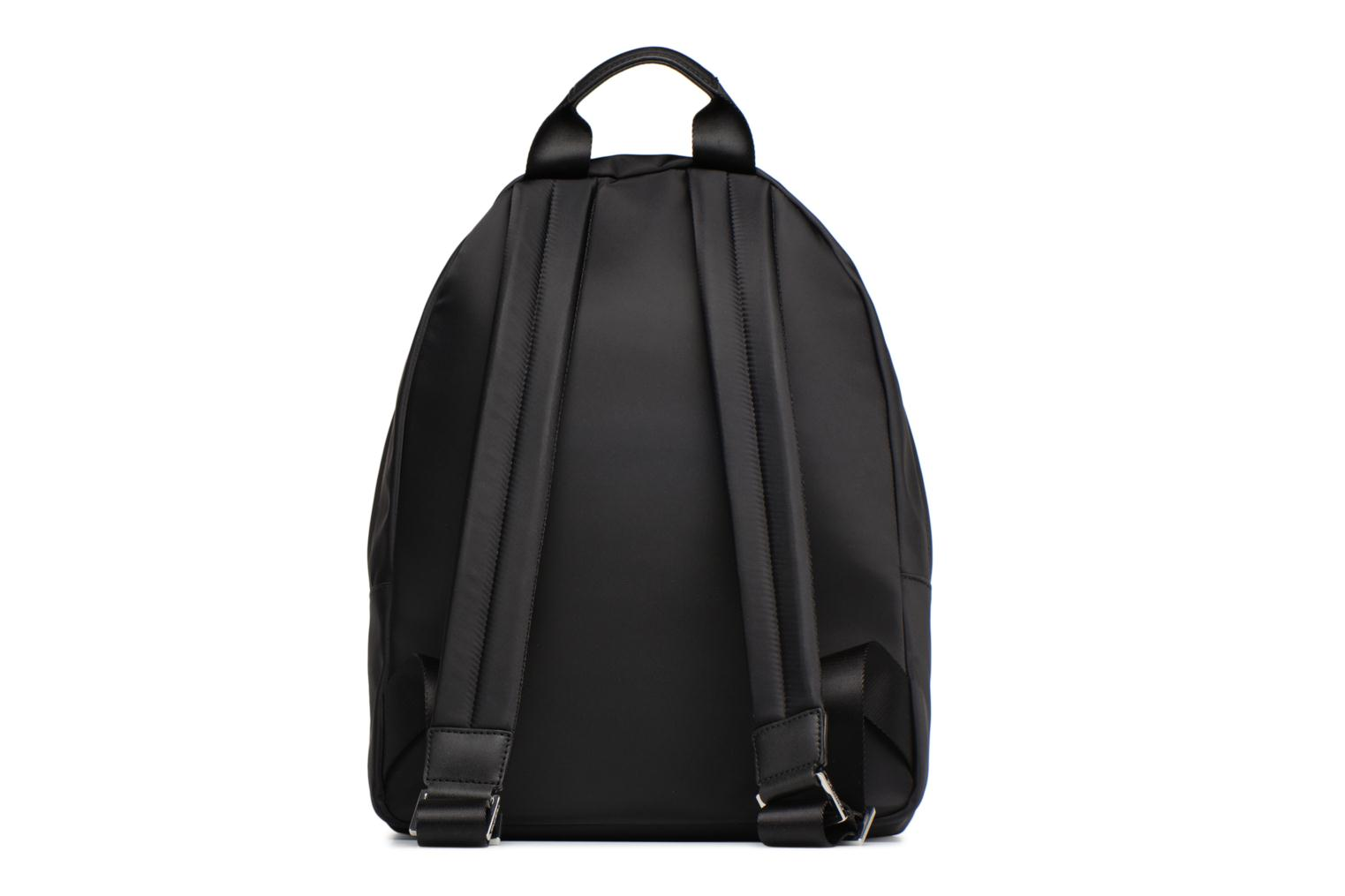 KARL Black K NYLON BACKPACK IKONIK LAGERFELD rqBXw6r
