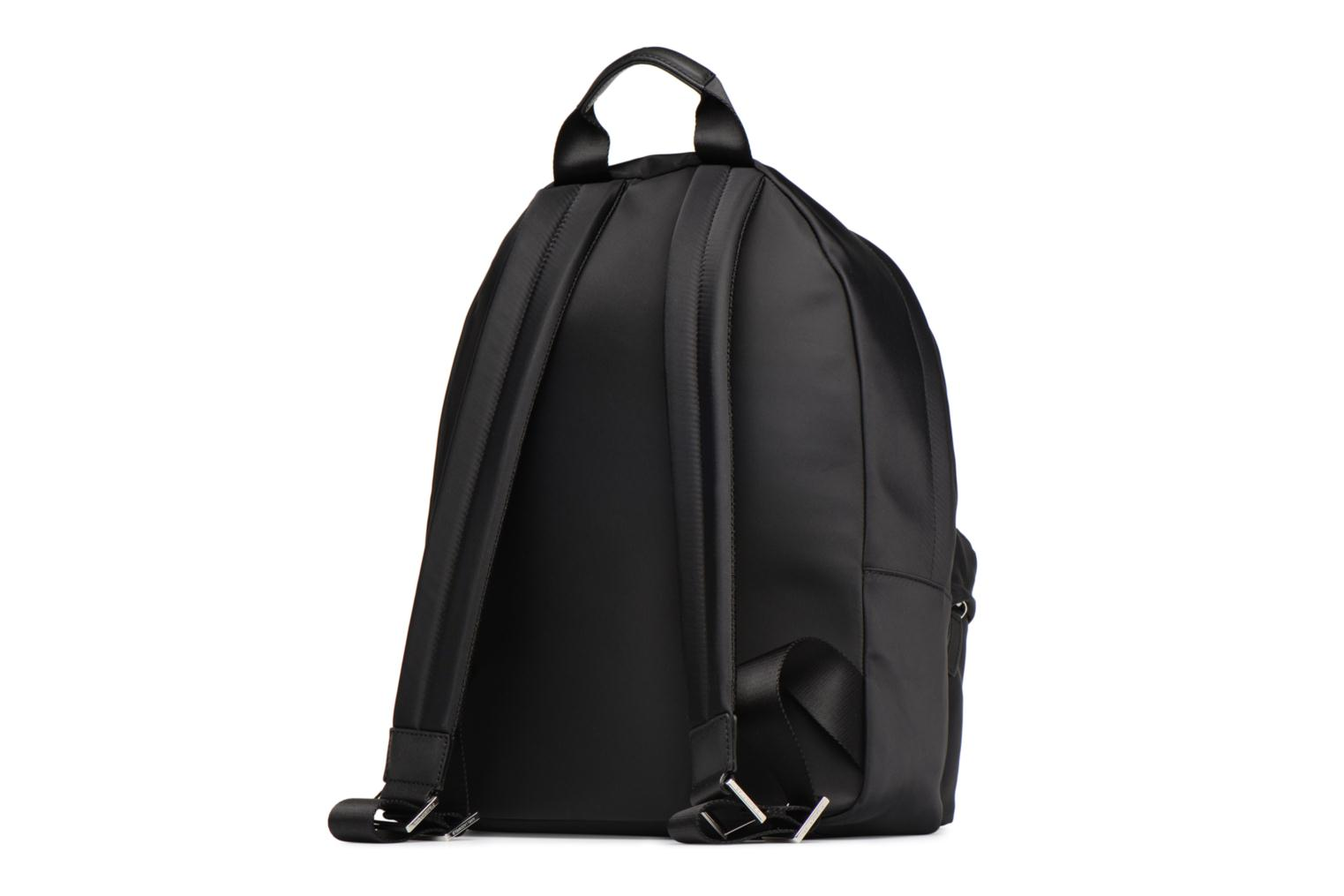 K LAGERFELD Black NYLON KARL IKONIK BACKPACK qHFwfWWB1