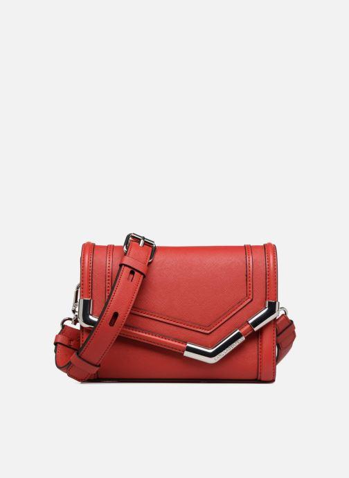 Handtaschen KARL LAGERFELD KROCKY SAFFIANO SMALL SHOULDERBAG rot detaillierte ansicht/modell