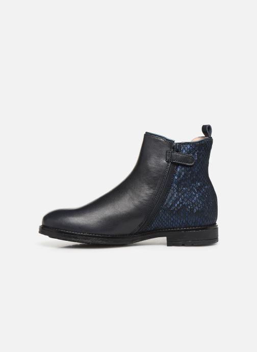 Boots en enkellaarsjes Acebo's Vania Blauw voorkant