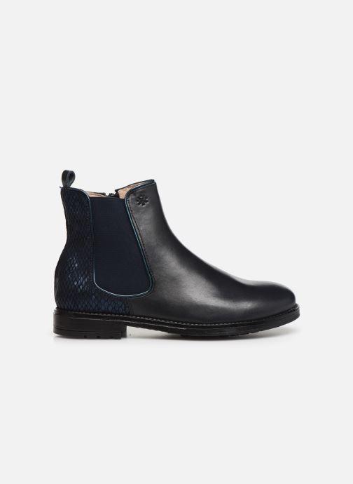 Boots en enkellaarsjes Acebo's Vania Blauw achterkant