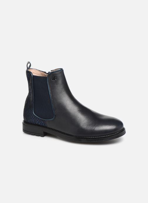 Bottines et boots Acebo's Vania Bleu vue détail/paire
