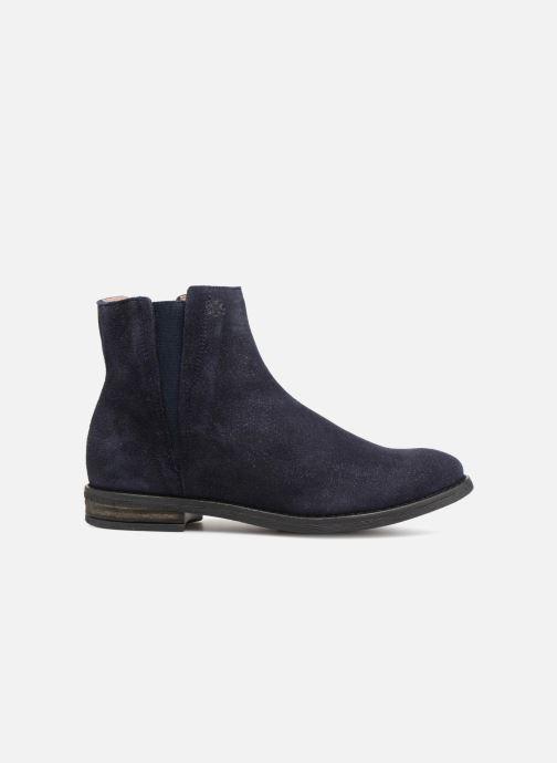 Bottines et boots Acebo's Lupita Bleu vue derrière
