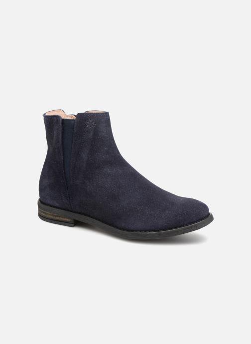 Bottines et boots Acebo's Lupita Bleu vue détail/paire