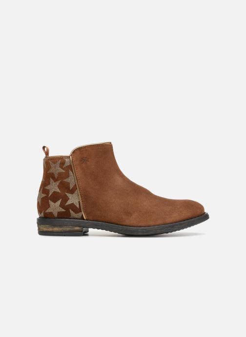 Bottines et boots Acebo's Heloisa Marron vue derrière