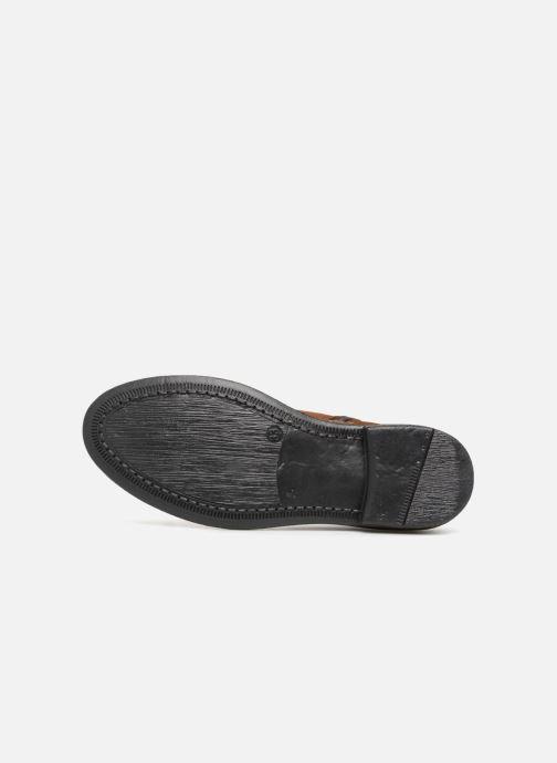 Bottines et boots Acebo's Heloisa Marron vue haut