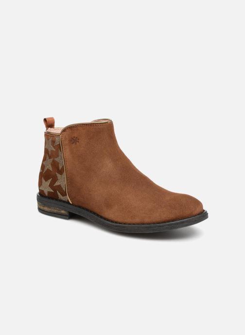 Bottines et boots Acebo's Heloisa Marron vue détail/paire