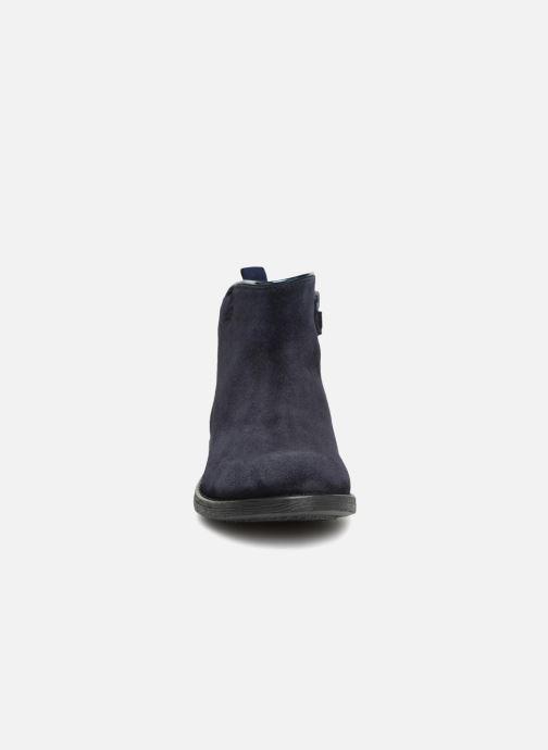 Stivaletti e tronchetti Acebo's Heloisa Azzurro modello indossato