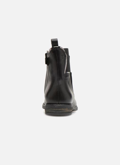 Bottines et boots Acebo's Iluminada Noir vue droite