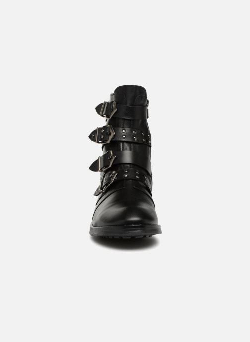Bottines et boots Acebo's Fanelya Noir vue portées chaussures