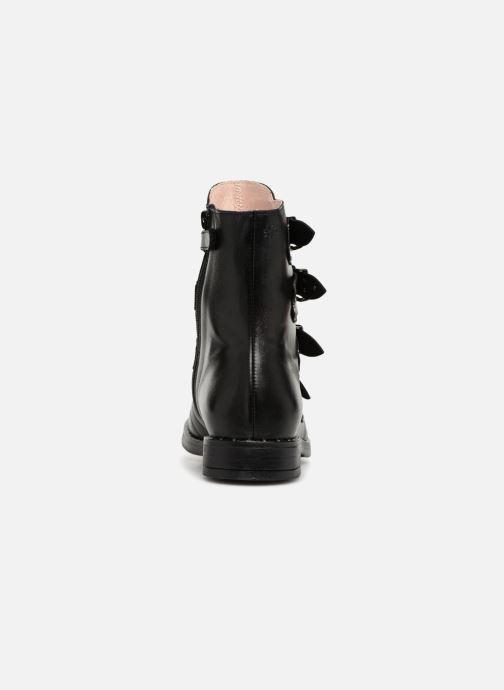 Bottines et boots Acebo's Fanelya Noir vue droite