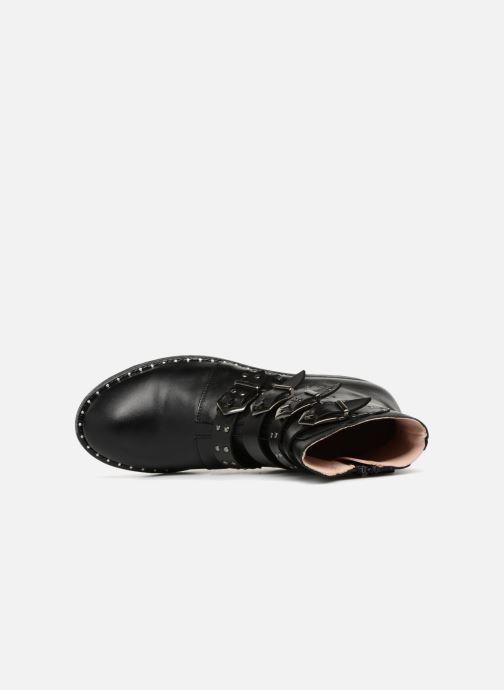 Bottines et boots Acebo's Fanelya Noir vue gauche