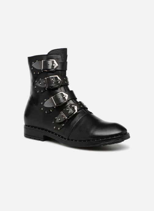 Bottines et boots Acebo's Fanelya Noir vue détail/paire