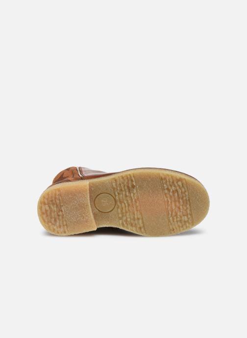 Bottines et boots Acebo's Paola Marron vue haut