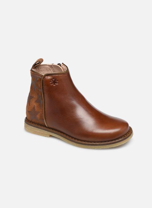 Bottines et boots Acebo's Paola Marron vue détail/paire