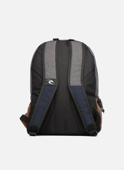 Rucksacks Rip Curl PROSCHOOL STACKA Blue front view