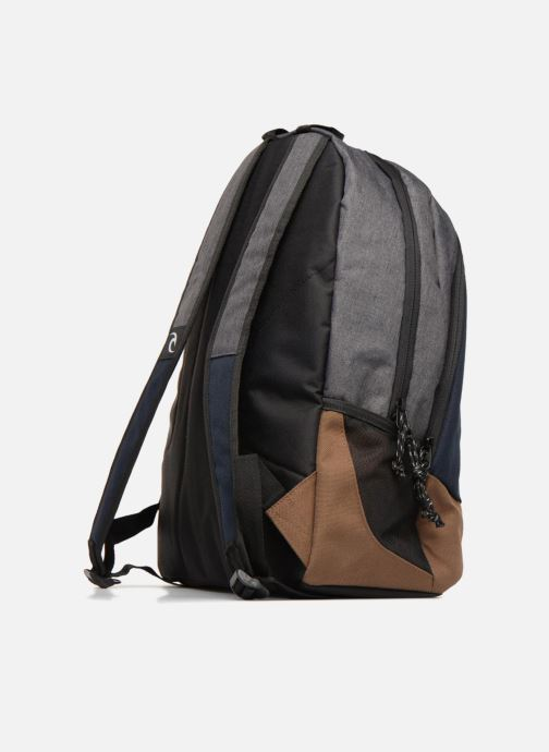 Rucksacks Rip Curl PROSCHOOL STACKA Blue view from the right