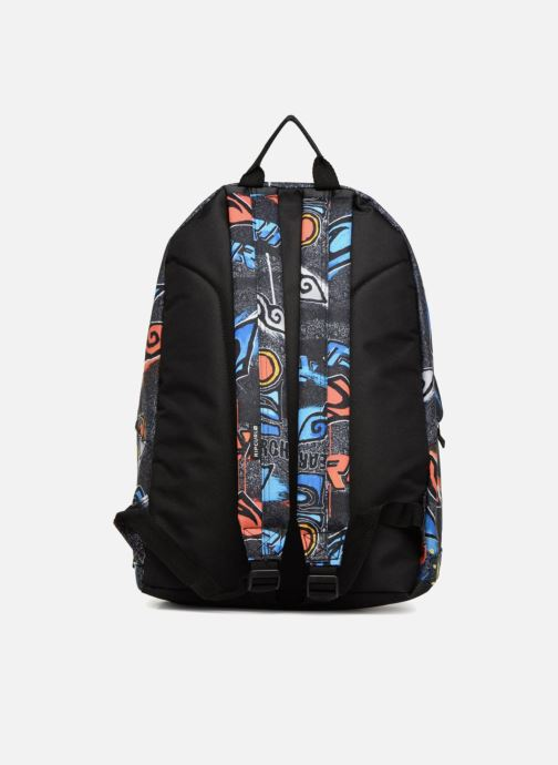 Sacs à dos Rip Curl DOUBLE DOME BRUSH STOKES Noir vue face