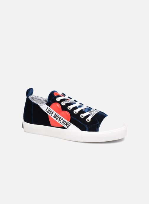 Love Boston Moschino SneakerblueTrainers Sarenza Chez doCrWxeB